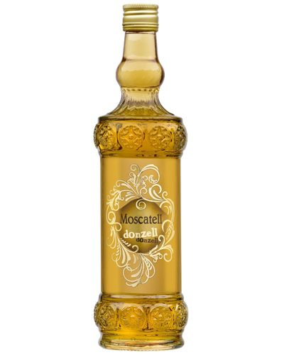 Vinos Barcelona Moscatel Donzell
